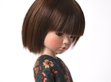 WIG : FMDS-M20 Sweet Brown  (6-7 inchs)