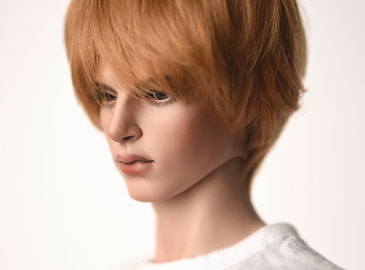 WIG : FMDS-1112 Soft Brown (6-7 inchs)