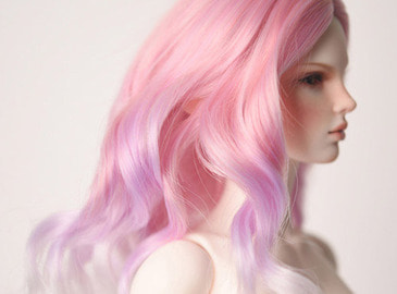 WIG : FMDSS-1124 Baby Pink (5-6 inchs)