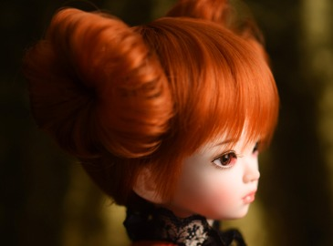 WIG : FMDS-1107 Sweet Carrot (6-7 inchs)
