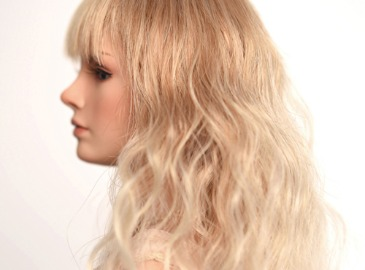 WIG : FMDSS-1097 Light Brown-Light Blond (5-6 inchs)